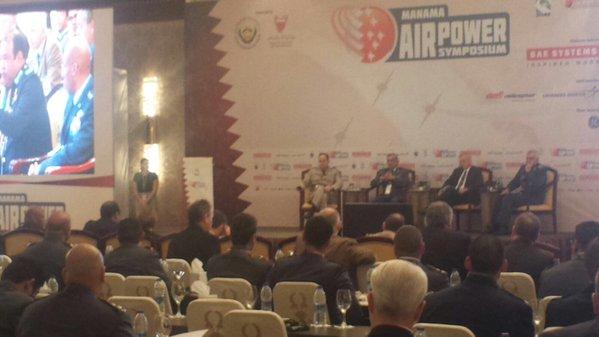 Bahrain Air Show Symposium